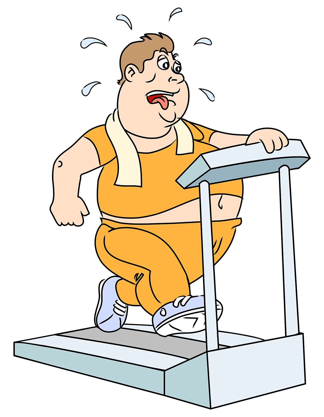 Fat-Treadmill